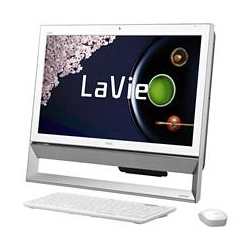 NEC LaVie Desk All-in-one DA350/AAW