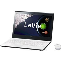NEC LaVie Note Standard NS350/AAW