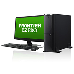 FRONTIER デスクトップパソコン(Office:なし)FRBSH170/N